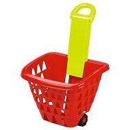 Ecoiffier Spielzeug Einkaufstrolley - Einkaufskorb