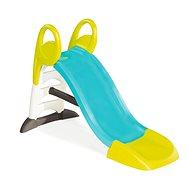 Smoby Slide KS 150 cm Wasserrutsche - blau-gelb - Rutsche