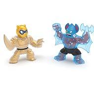 Heroes Goo Jit Zu - Versus Pack - Golden Pantaro vs. Exclusive Battaxe - Figur