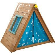 A-Frame Hideaway & Climber Kinderspielhaus - Kinderspielhaus