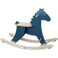 Vilac Holzschaukelpferd - blau - Schaukler