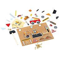 Bigjigs Toys - Kreatives Hammerspiel - Motorisches Spielzeug