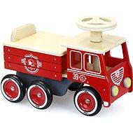 Vilac Holz-Laufrad Feuerwehr - Laufrad/Bobby Car