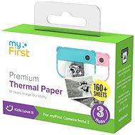 Thermopapier myFirst Thermal Paper - Fotopapier