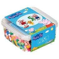 Hama Peppa Pig Perlen in Box - 900 Stück - MAXI - Perlen zum Aufbügeln