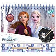 Frozen II / Die Eiskönigin - Scratch Pad - Schmuckherstellungsset