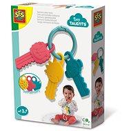 SES Sensory Key Teether - Baby Teether