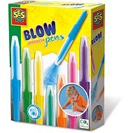 SES Blowing markers, 7 colours