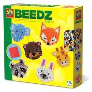 SES Ironing beads - cute animals 1400 pcs - Beads