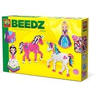 SES Ironing Beads - Unicorns and Princesses, 2100 pcs - Beads