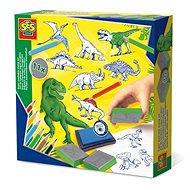 SES Stempel Dinosaurier - Stempel