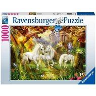 Ravensburger 159925 Einhörner im Wald 1000 Teile - Puzzle