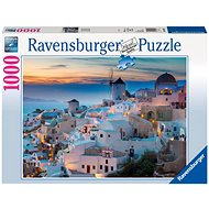 Ravensburger 196111 Santorini 1000 Teile - Puzzle