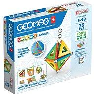 Bausatz Geomag - Supercolor recycelt 35 Stück