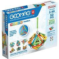 Bausatz Geomag - Supercolor recycelt 52 Stück