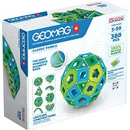 Bausatz Geomag - Classic Panels Masterbox Cold 388 Stück