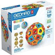 Bausatz Geomag - Supercolor Masterbox 388 Stück