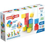 Bausatz Geomag - Magicube Try Me 16 Stück