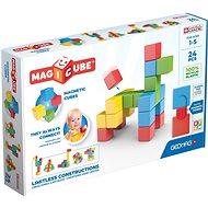 Bausatz Geomag - Magicube Try Me 24 Stück