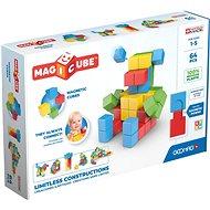 Bausatz Geomag - Magicube Try Me 64 Stück