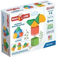 Bausatz Geomag - Magicube Shapes 6 Stück