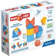 Bausatz Geomag - Magicube Shapes 9 Stück