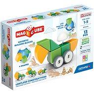 Bausatz Geomag - Magicube Shapes 13 Stück