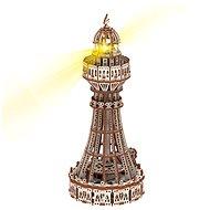 Bausatz Leuchtturm (Eco Light) aus Holz - Holzbausatz