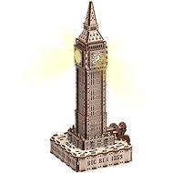 Bausatz Big Ben (Eco Light) aus Holz - Holzbausatz