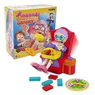 Tomy - Brettspiel Greedy Granny - Gesellschaftsspiel