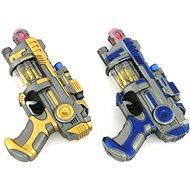 Pistole für Kinder - batteriebetrieben - Licht- und Soundeffekt - Kindergewehr