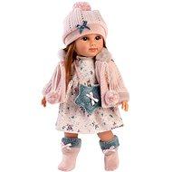 Llorens 53534 Nicole - realistisch mit weichem Stoffkörper - 35 cm - Puppe