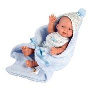 Llorens 26307 New Born Junge - 26 cm - Puppe
