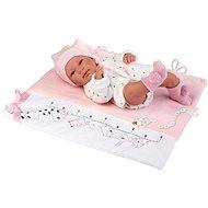 Llorens 84328 New Born Mädchen - 43 cm - Puppe
