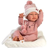 Llorens 84330 New Born Mädchen - 43 cm - Puppe