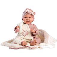 Llorens 74008 New Born - 42 cm - Puppe