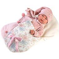 Llorens 84450 New Born - 44 cm - Puppe