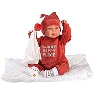 Llorens 84454 New Born - 44 cm - Puppe