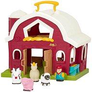 B-Toys Big Red Barn - Spielset Bauernhof - Figuren-Zubehör