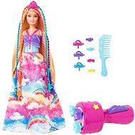 Mattel Barbie Princess mit bunten Haaren Spielset - Puppe