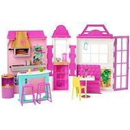 Barbie Restaurant-Spielset - Puppe