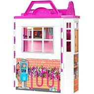 Barbie Restaurant mit Puppenspielset - Puppe