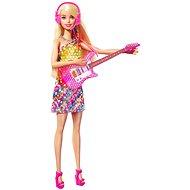 Barbie DHA-Sängerin mit Soundeffekten - Puppe