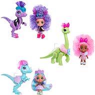 Cave Club Puppe mit Haus-Dinosaurier - sortiert - Puppe