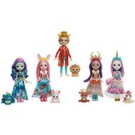 Enchantimals Royal-Kollektion - 5-teilig - Puppe