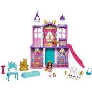 Enchantimals Royals Ballzauber Schloss - Puppe