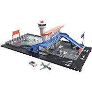Autorennbahn Matchbox Spielset Flughafen