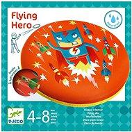 Frisbee Flying Saucer Superhdina
