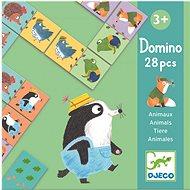 Domino Dominosteine Waldtiere