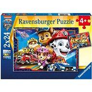 Ravensburger 051540 Paw Patrol: Rescue 2x24 Teile
